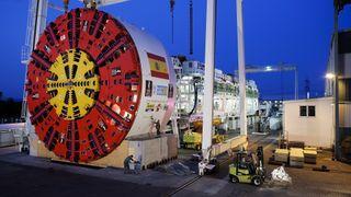 Slik spesialutrustes tunnelboremaskinene til å takle norsk granitt