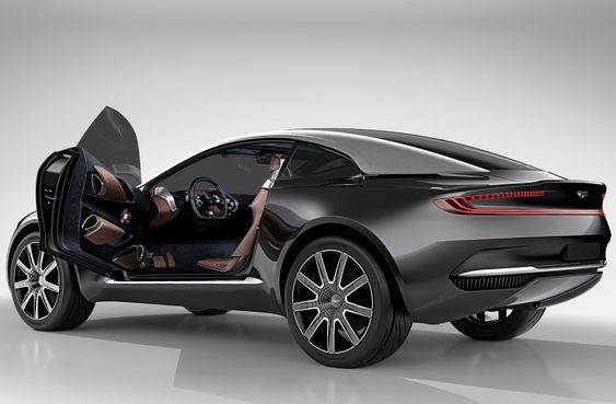 I løpet av rundt fire år skal Aston Martin starte produksjon av det høyreiste DBX-konseptet som skal komme både med forbrenningsmotor og to ladbare versjoner.