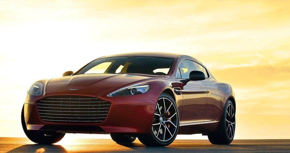 Aston Martin er i ferd med å utvikle en elektrisk versjon av Rapide S som etter planen skal være ferdig i løpet av to år.