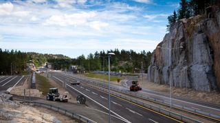 Rapport: Totalenterpriser vil gjøre norsk veibygging mye raskere