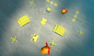 Sommertraineer utvikler morgendagens subsea-løsninger