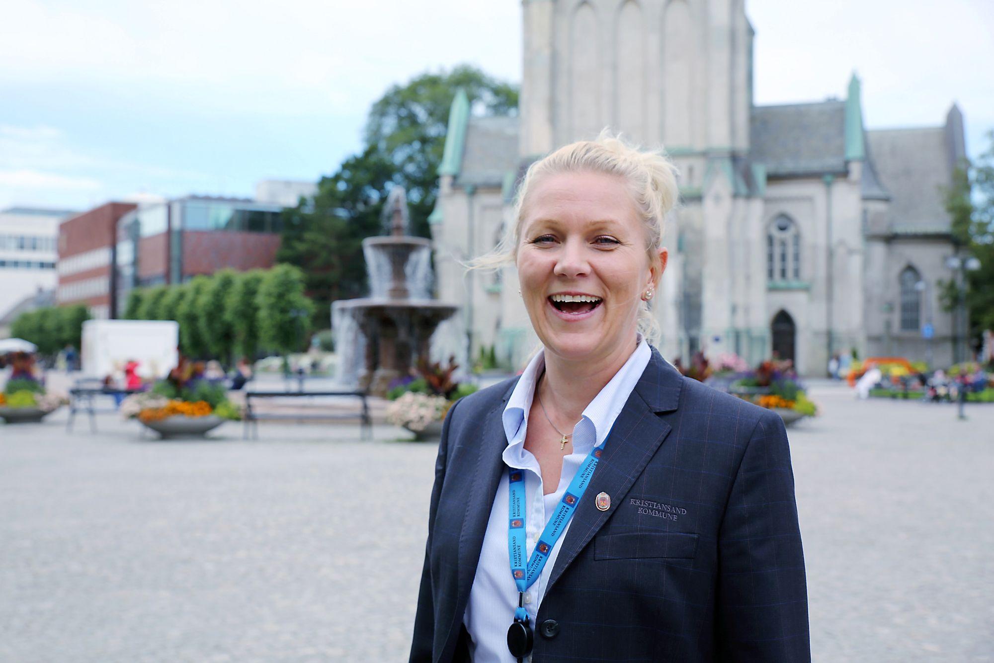 Kristiansand kommune lønn