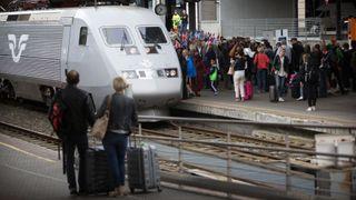 Kraftig økning for raskere tog Oslo-Stockholm