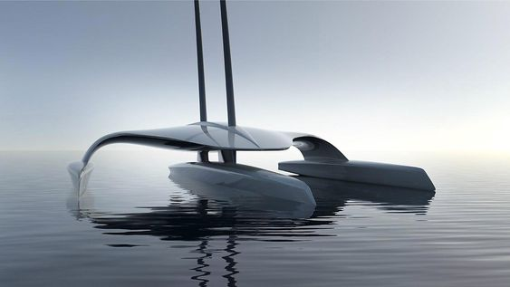 Shuttleworth Design er kjent for oppsiktsvekkende yacht-design.