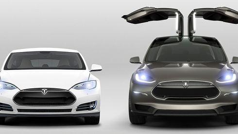 Nå kommer endelig Teslas el-SUV