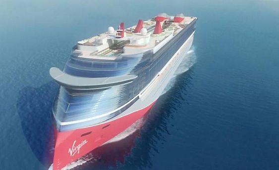 De første to skipene Virgin Cruises planla skulle ha plass til 4.400 passasjerer. De ville dermed bli større enn Royal Caribbeans Quantum-skip på 4.180 passasjerer.