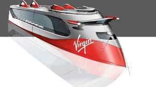 Virgin ville bygge cruiseskip med X-Bow