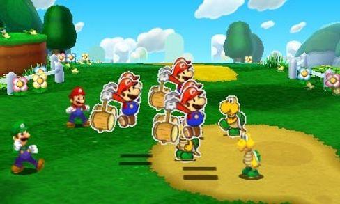 Mario & Luigi er alltid godt selskap.