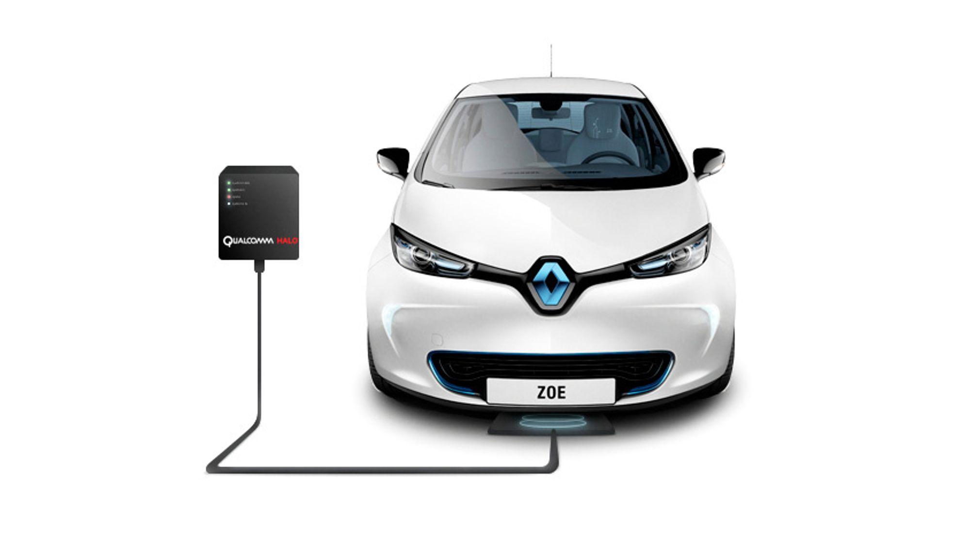 Oslo blir første by med trådløs elbil lading Tu.no