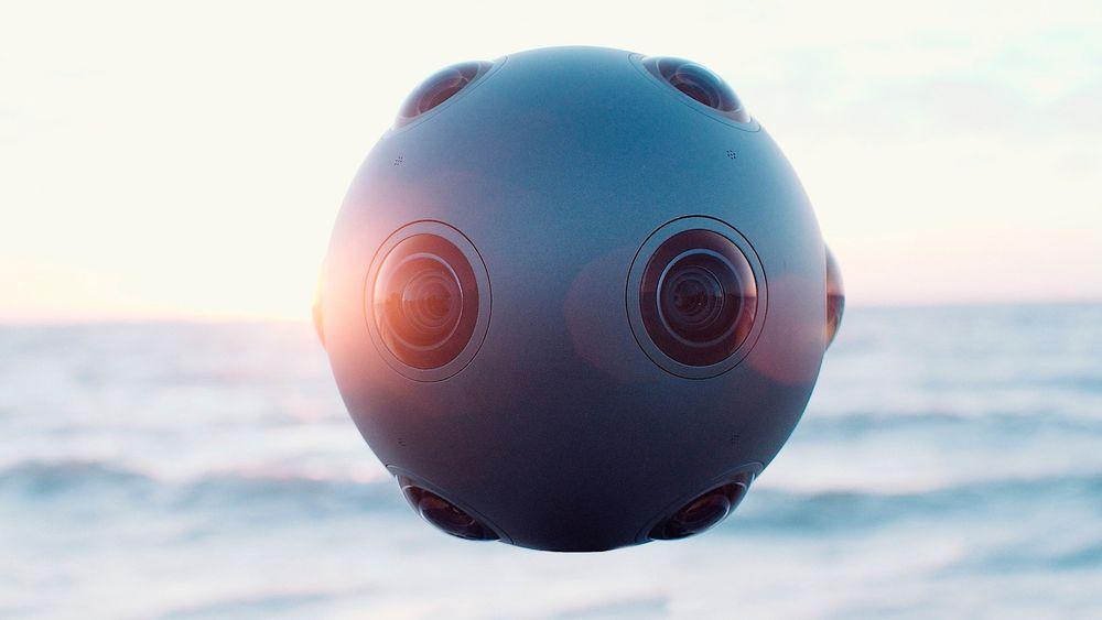 Nokia Ozo skal gjøre det enkelt å filme VR-innhold.