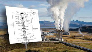 Skyter prosjektiler mot jorda for å hente opp ren energi