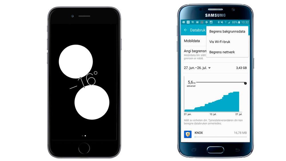 Vi har samlet noen smarte tips og triks til iPhone og Android.