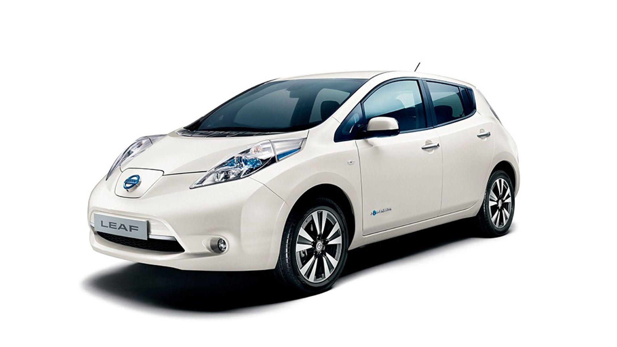 Nissan elektrisk