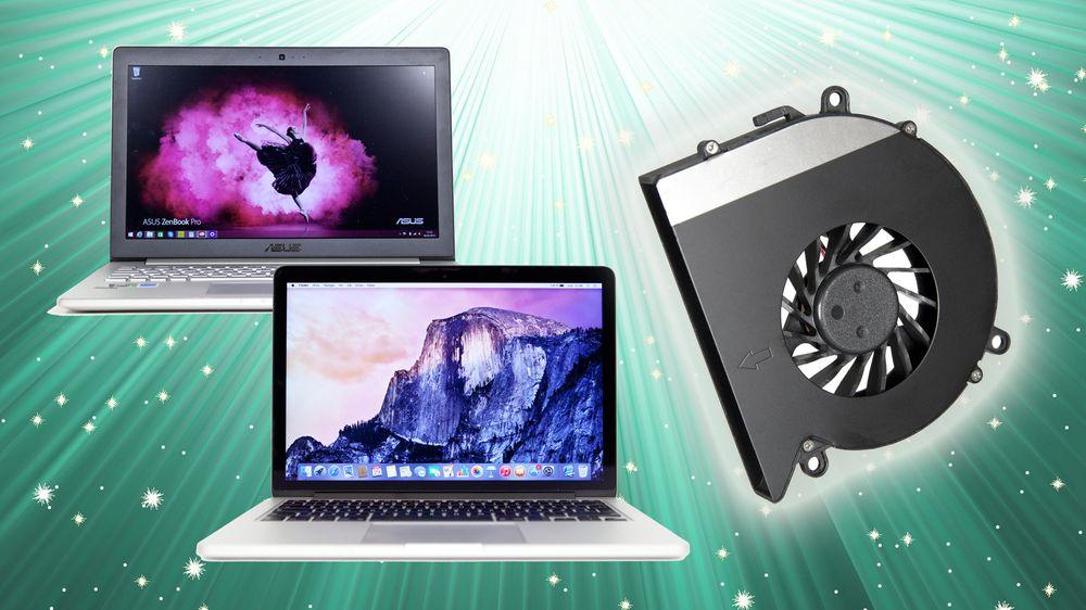 Viftestøy kan være et veldig irriterende problem både fra PC og Mac. Men det finnes råd.
