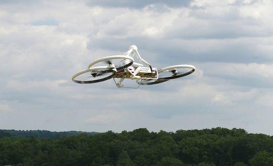 Denne dronen er en forminsket versjon av den kommende Hoverbike og er til salgs under navnet Drone 3.