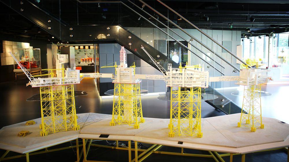 Johan Sverdrup-byggingen er et stort og komplisert puslespill.