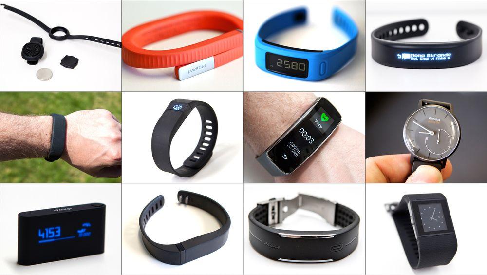 Blant aktivitetstrackerne vi har testet er det spesielt én som skiller seg ut: Fitbit Charge og Charge HR. Men det er også mange gode alternativer.