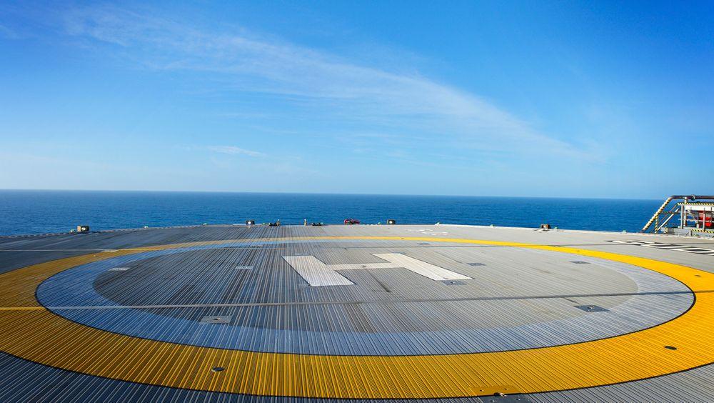 Statoil jobber nå med en alternativ plan for helikopterdekket til Gudrun, dersom sprekkene ikke lar seg fikse.