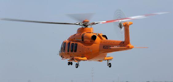 Bell 525 Relentless var i lufta første gang 1. juli fra Bell Helicopters anlegg i Amarillo, Texas.