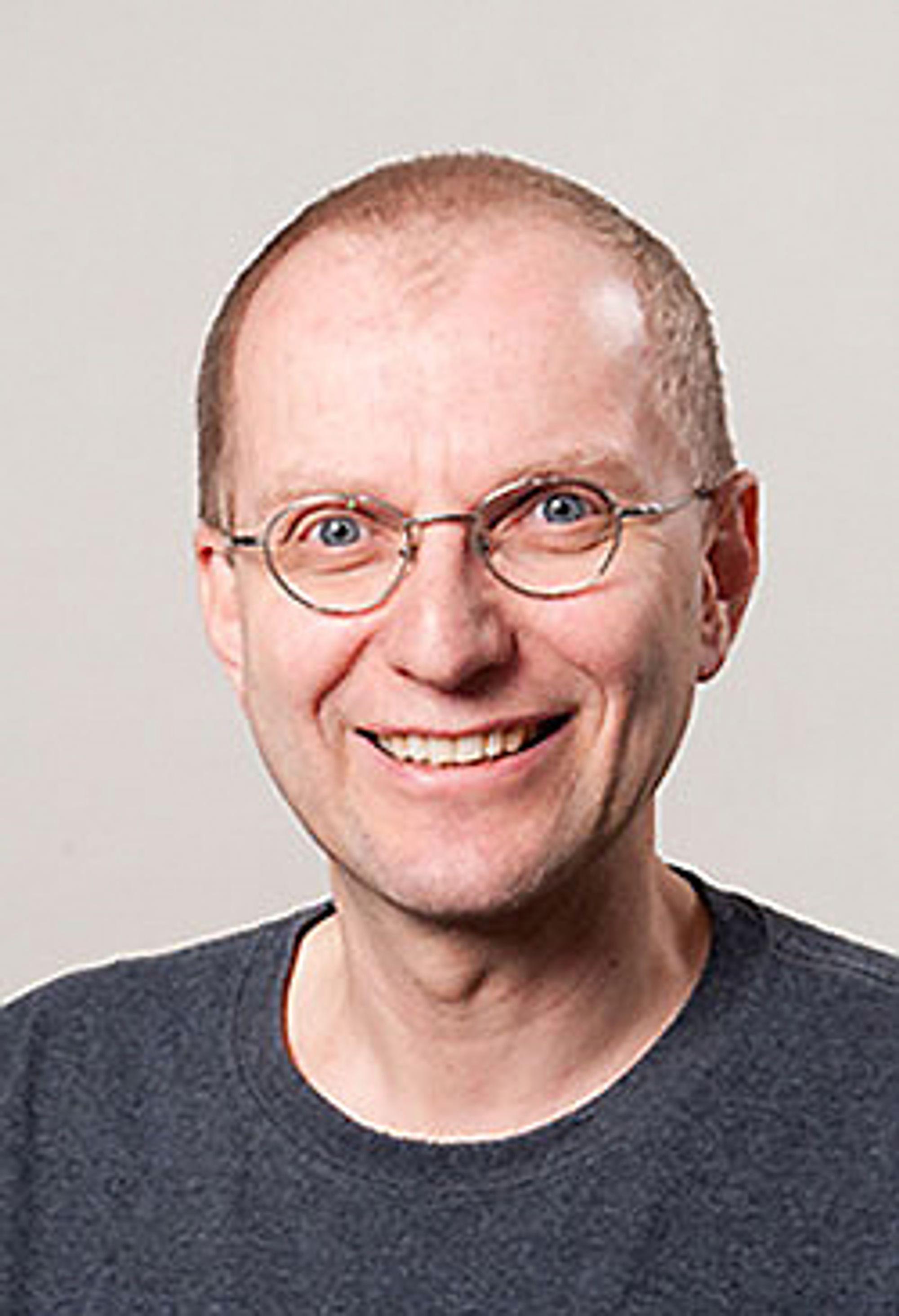 Prosjektleder for Rimfax, Svein-Erik Hamran