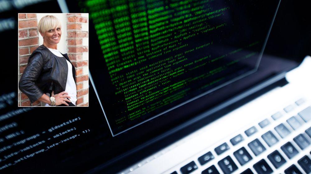 Jeg vil påstå at majoriteten av norske bedrifter ikke har nevnt IT-sikkerhet med ett eneste ord i sine årsberetninger, skriver Karianne Myrvold.