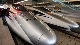 Nytt fremdriftssystem skal gjøre høyhastighetstog dobbelt så raske