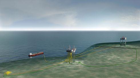 Statoil fant olje og gass nær Gina Krog-feltet