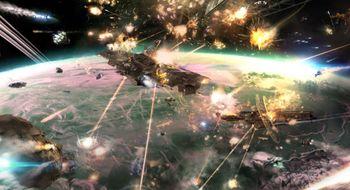 Infinity: Battlescape lokker med massive romkamper i et solsystem i reell skala