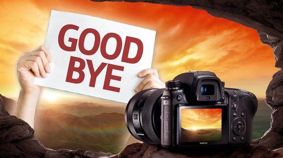 Nå avslutter Samsung kamerasalget sitt land for land