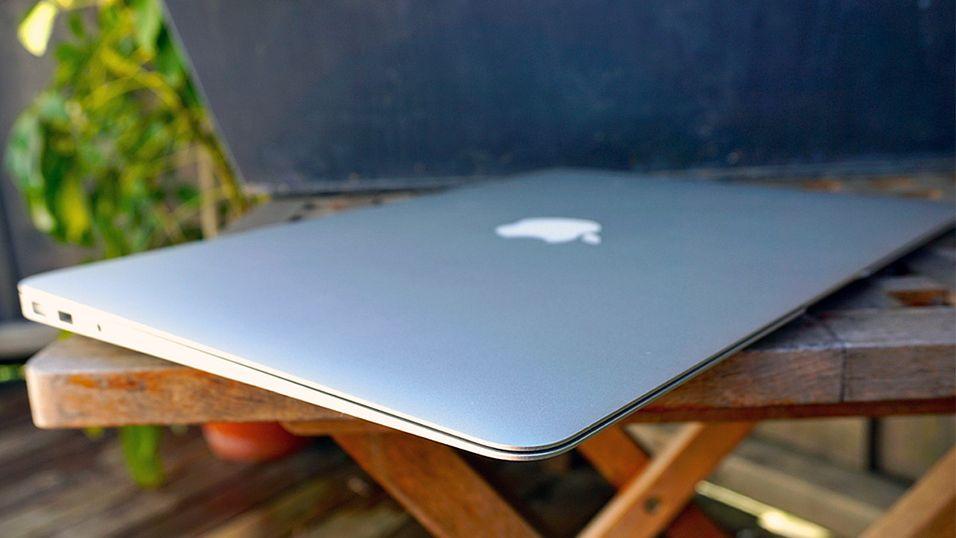MacBook Air kan få en fullstendig overhaling i 2016. Her representert ved 13-tommeren.