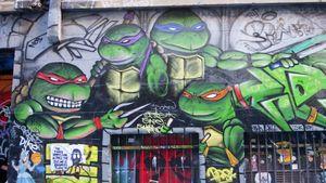 Jobber Bayonetta-studioet med et Turtles-spill?