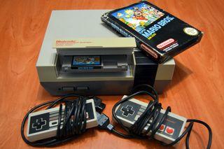 «Alle» hadde en NES på 80-tallet.