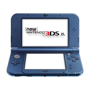 New Nintendo 3DS XL.