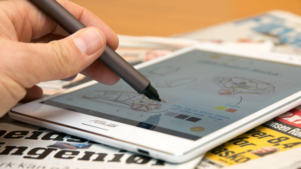 Asus ZenPad S 8.0.