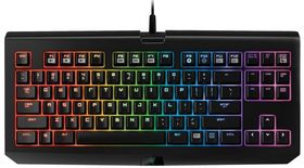 Razer BlackWidow Chroma tastatur.