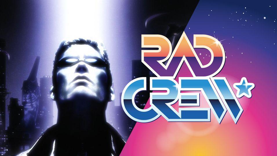 PODKAST: De beste spillene som ble inspirert av Blade Runner