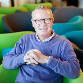 Windows-direktør i Microsoft Norge, Christian Almskog.