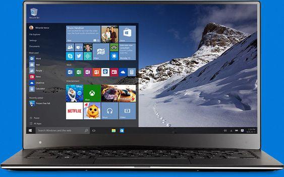 Startmenyen er på plass igjen i Windows 10, men med startskjermen fra Modern UI integrert.