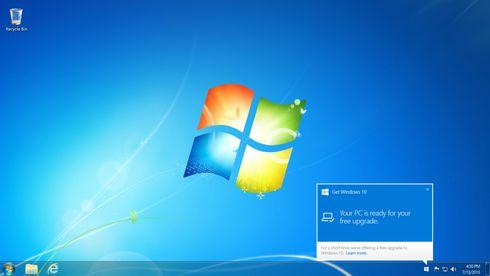 Nå starter Windows 10-trykket mot bedriftene