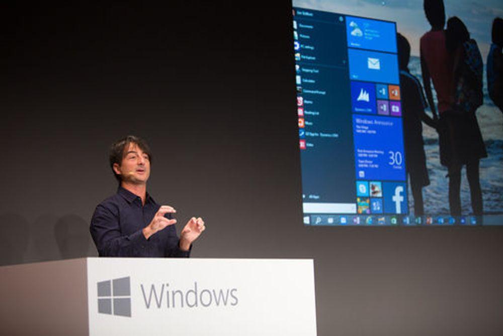 Windows 10 slippes 29. juli, og Windows 8-andelen kommer nok til å rase deretter.