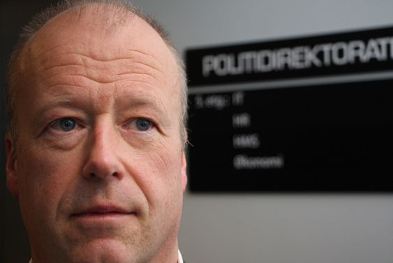 Cato Rindal, it-direktør, Politidirektoratet POD