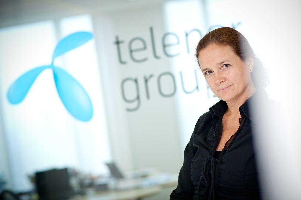 Hilde Tonne skal lede det fusjonerte Telenor og TeliaSonera i det danske markedet.