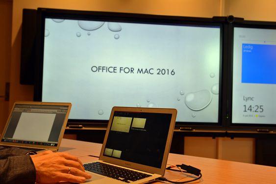 Nye PowerPoint lar deg knote med presentasjonene uten at det merkes av andre.