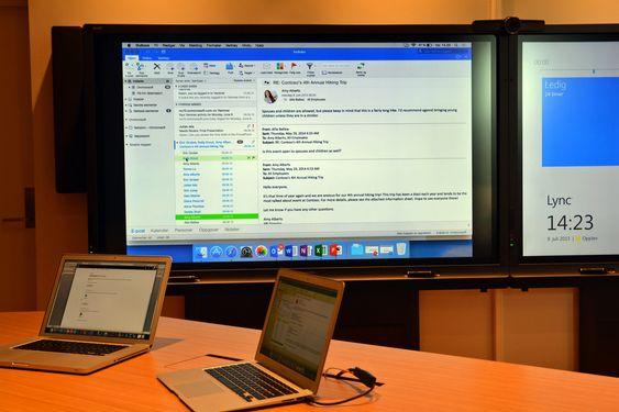 Outlook på Mac. Nå betydelig bedre.