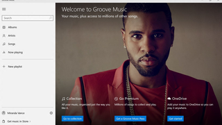 Groove utfordrer Apple Music
