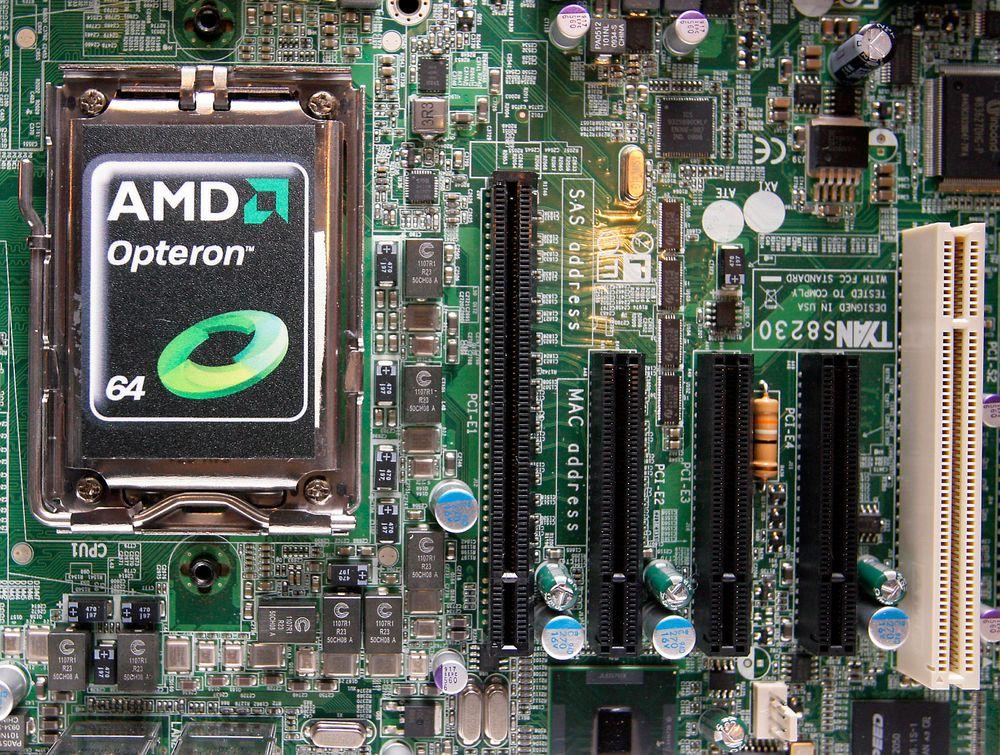 AMD blir anklaget for å ha villedet kundene med antall kjerner i sine prosessorer. Illustrasjonsfoto.
