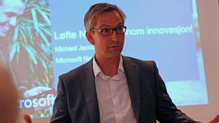 Michael Jacobs forlater Microsoft
