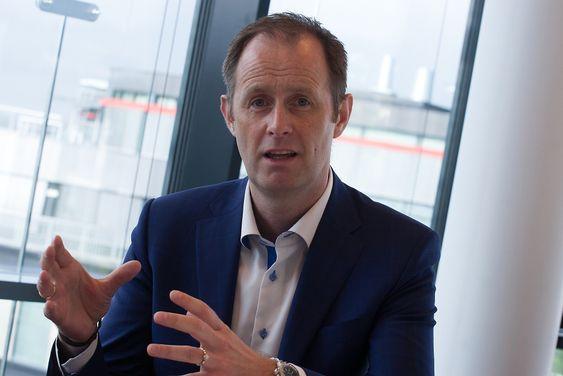 Christian Schøyen overtar nå som norgessjef for Tieto, etter å ha vært konstituert i stillingen i en periode.