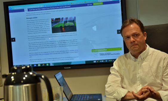 Bjørn Olstad i Microsoft Development Center lover mange nyheter forbundet med Office Graph i tiden fremover.