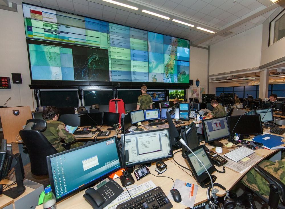 Viju skal levere samhandlingsløsninger til Forsvaret, som kan komme til  handle for en halv milliard kroner av den nye leverandøren. Her fra Forsvarets operative hovedkvarter utenor Bodø.
